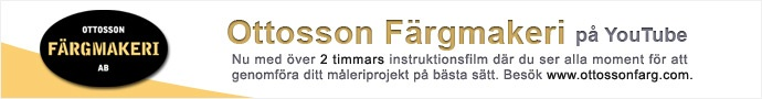 Ottosson Färgmakeri på YouTube